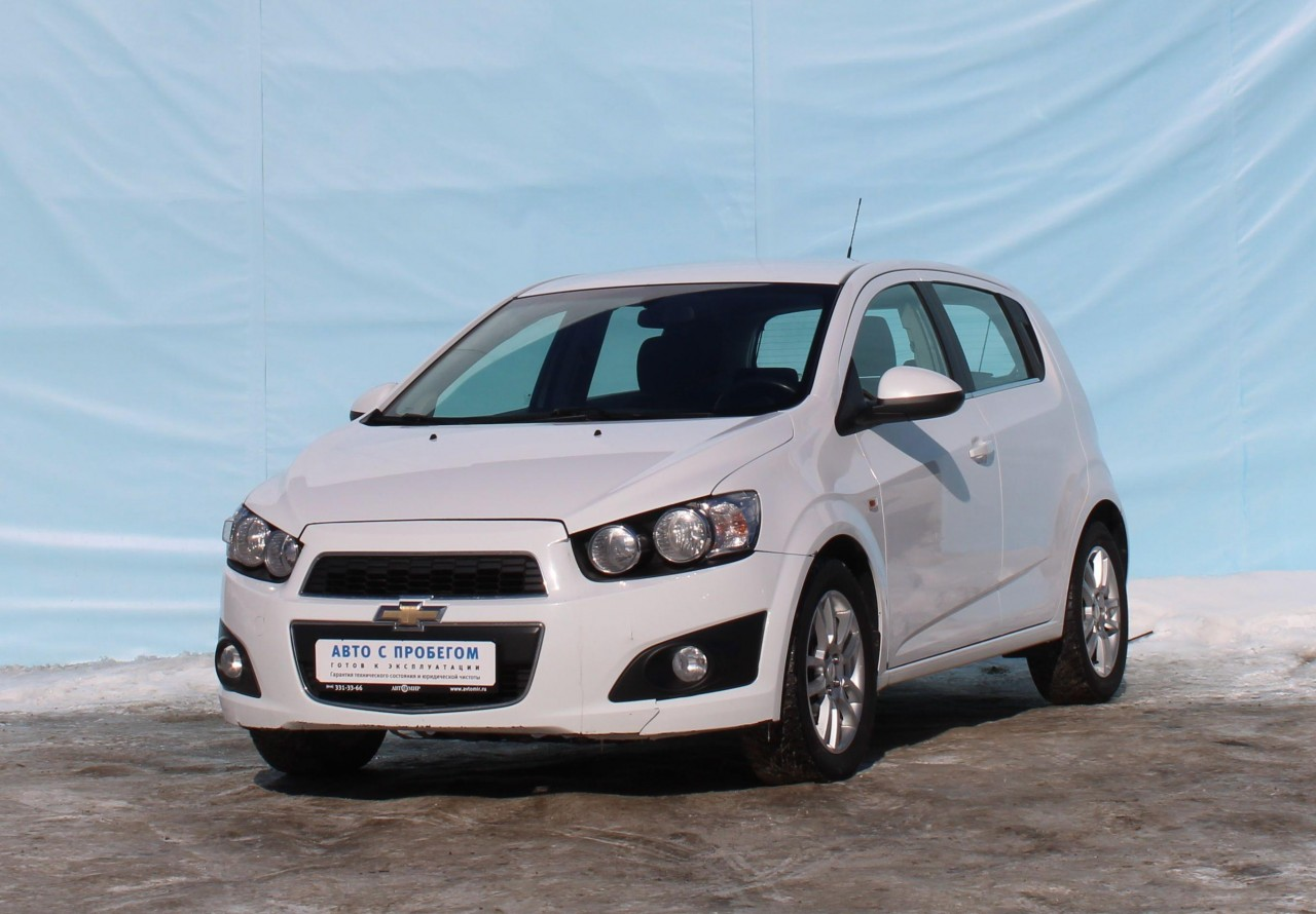 Chevrolet Aveo Hatchback 2011 - 2015