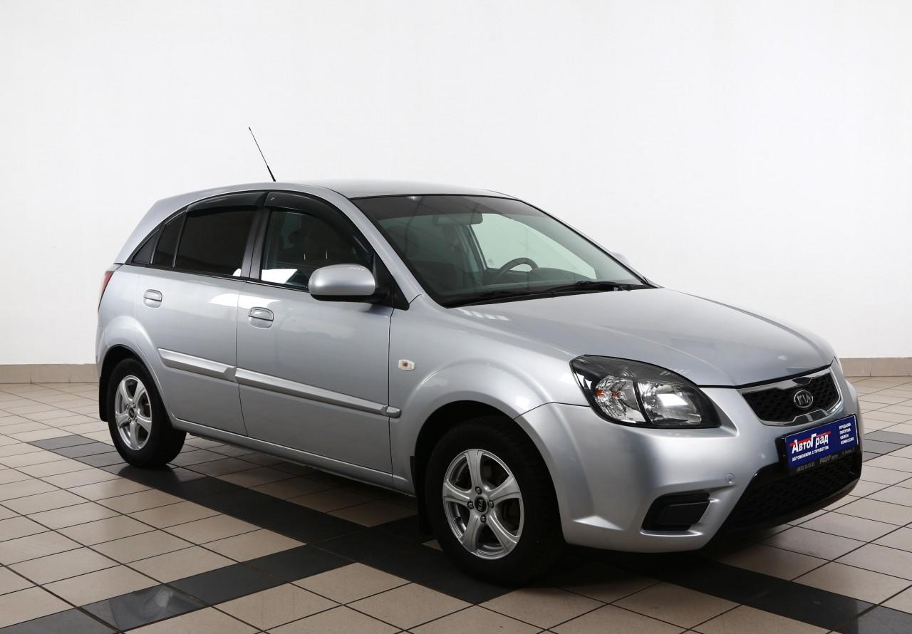 Kia Rio Hatchback 2009 - 2011