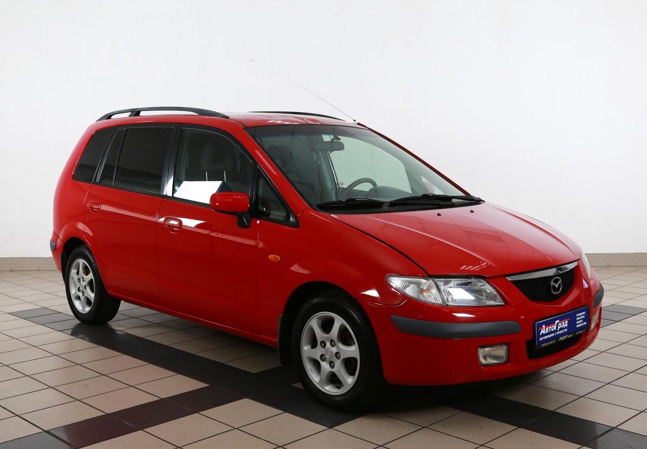 Mazda Premacy 1999 - 2005