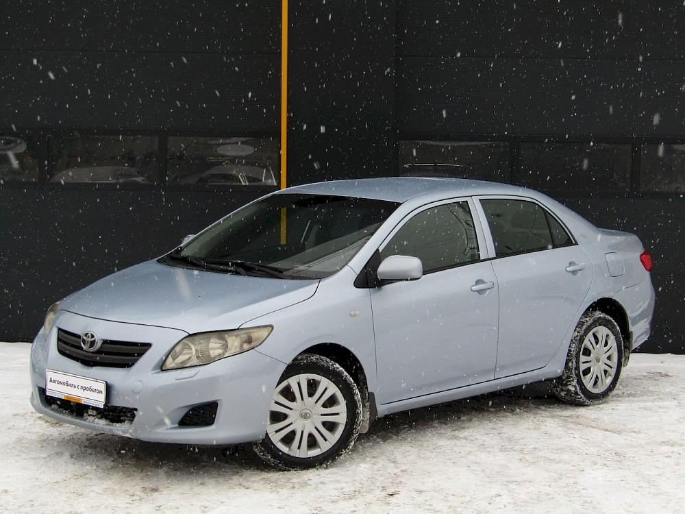Toyota Corolla Sedan 2006 - 2010