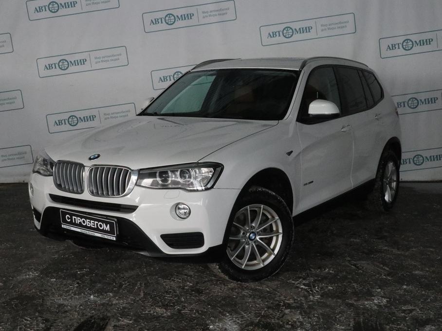 BMW X3 2014 - 2017