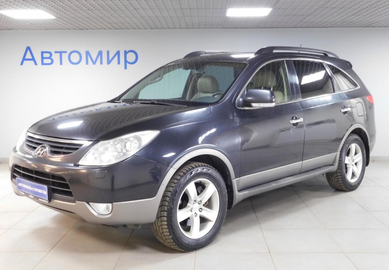Hyundai ix55 2008 - 2013