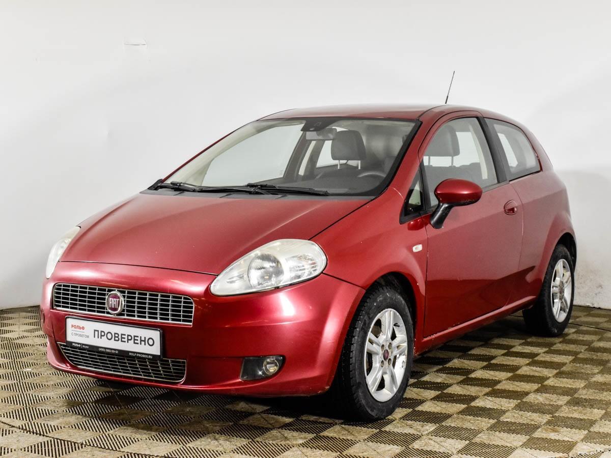 Fiat Punto Hatchback 2005 - 2010