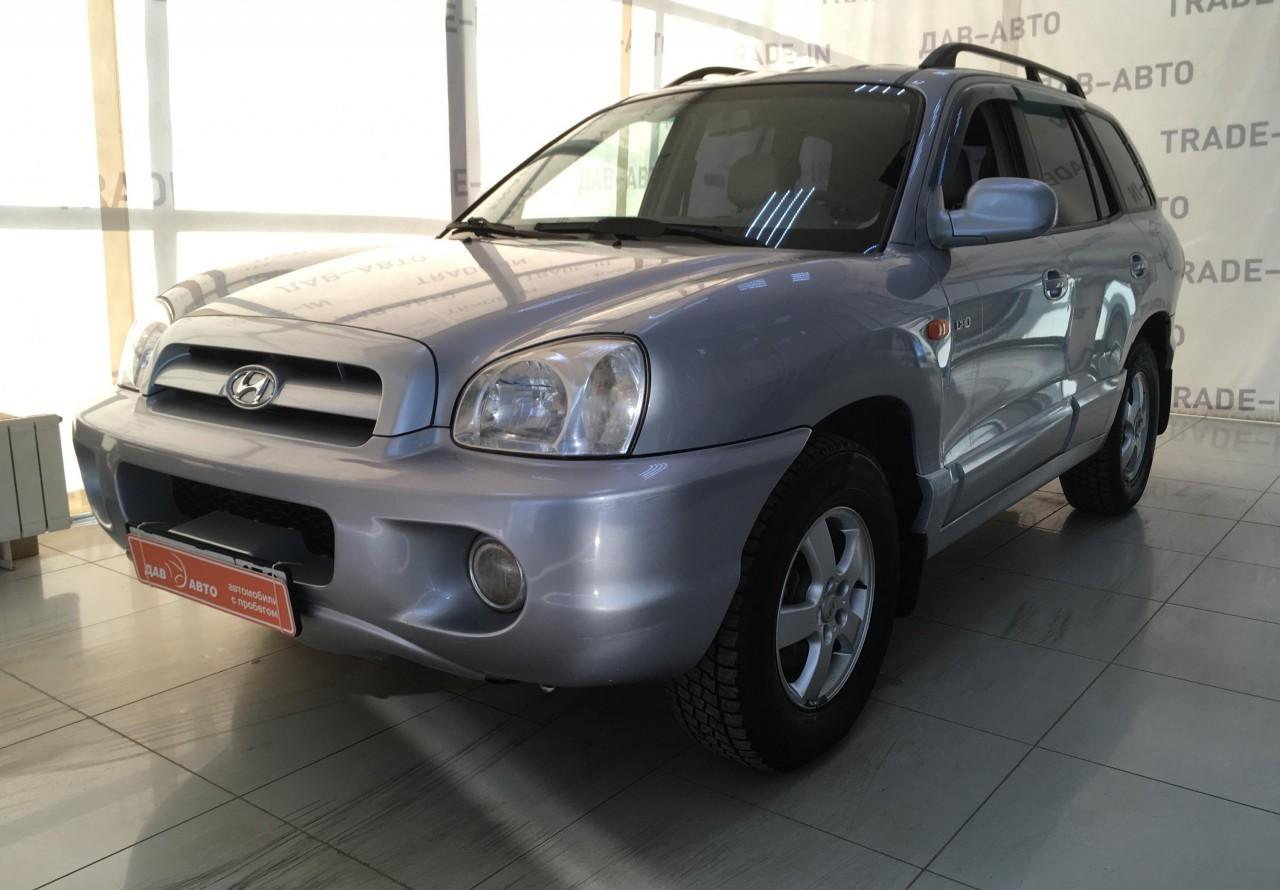 Hyundai Santa Fe 2000 - 2012
