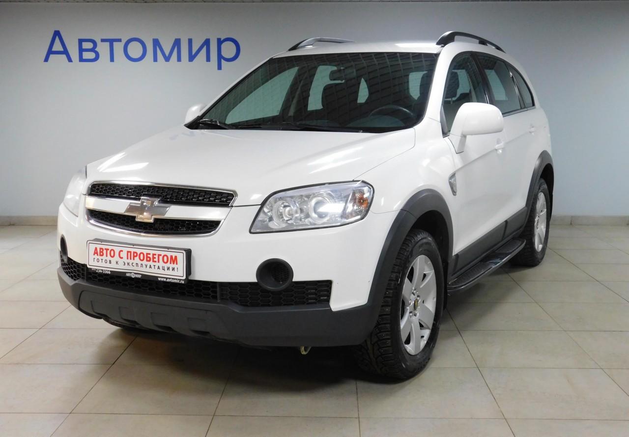 Chevrolet Captiva 2006 - 2012