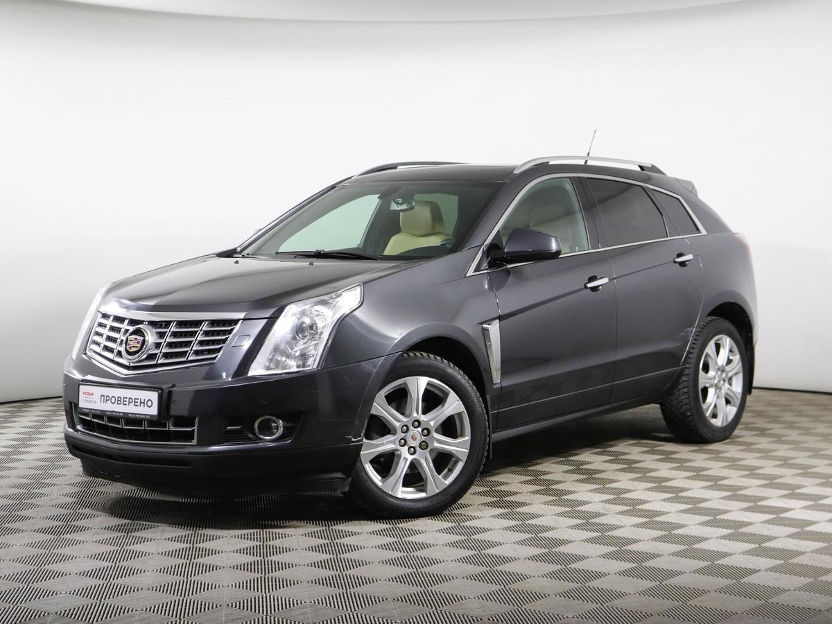 Cadillac SRX 2012 - 2016