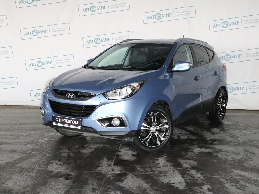 Hyundai ix35 2010 - 2013