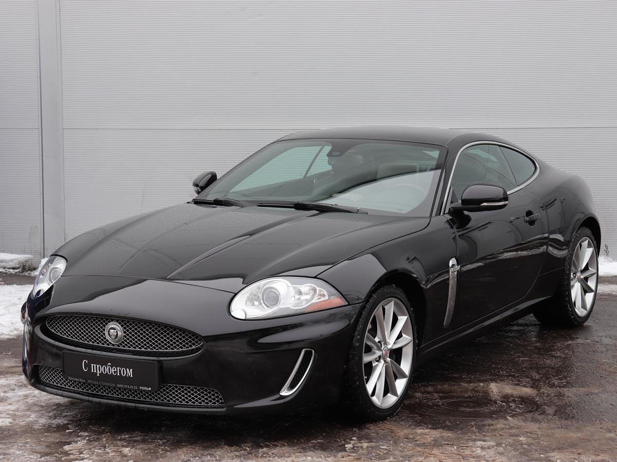 Jaguar XKR Coupe 2009 - 2011