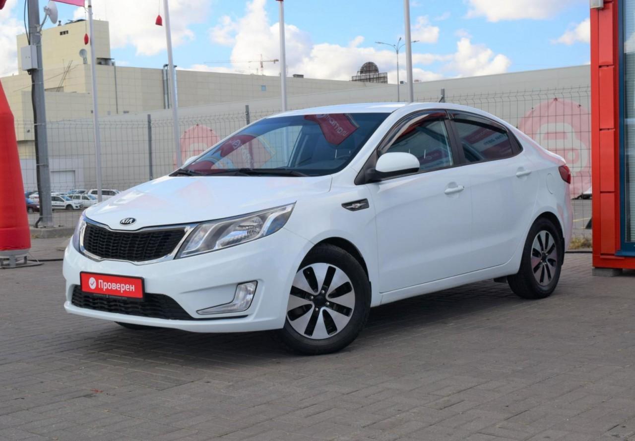 Kia Rio Sedan