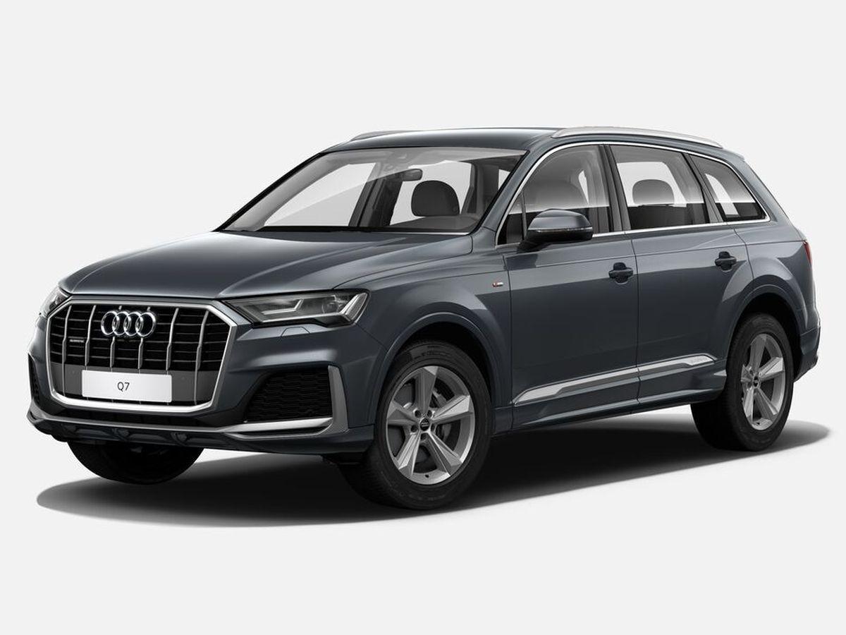 Audi Q7 2019 - по н.в.