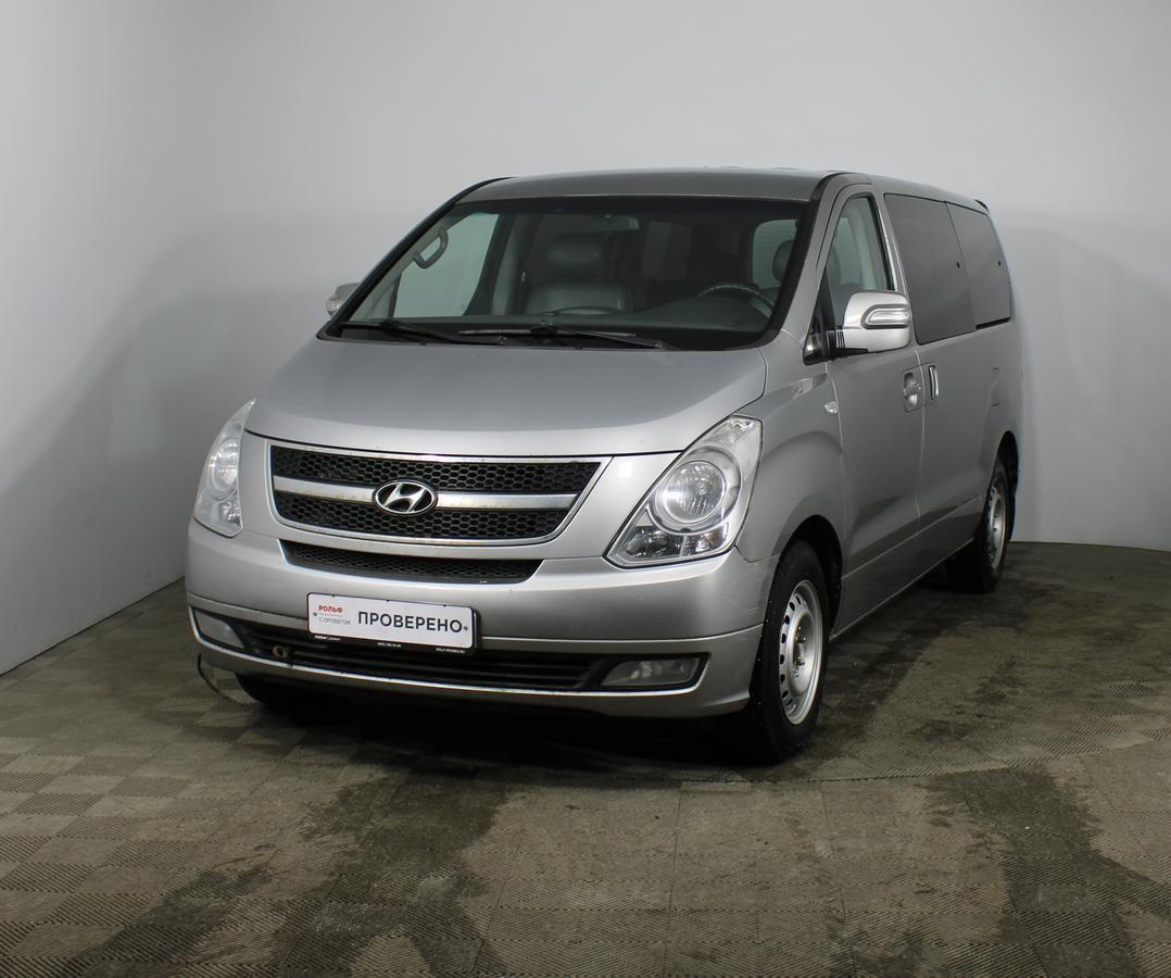 Hyundai Grand Starex 2007 - 2015