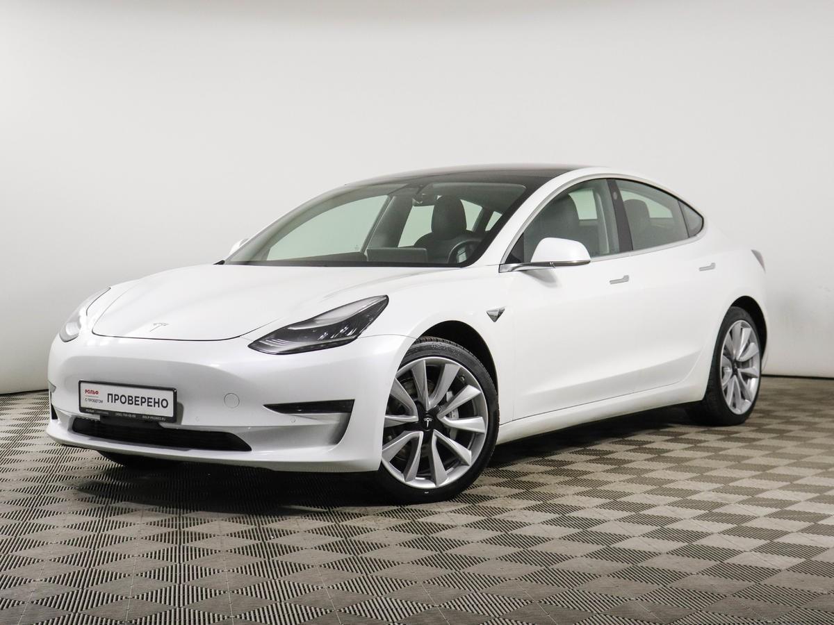 Tesla Model 3 2017 - по н.в.