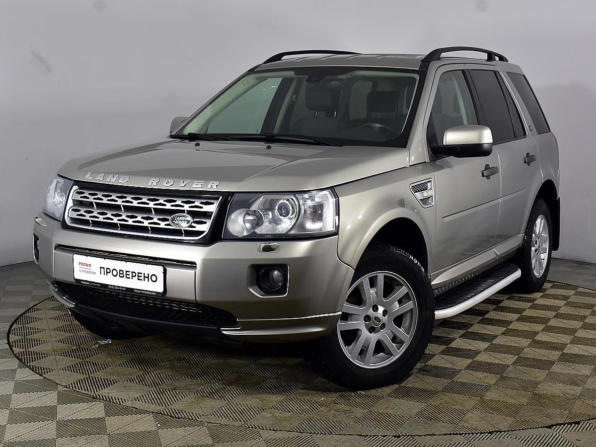 Land Rover Freelander 2010 - 2012