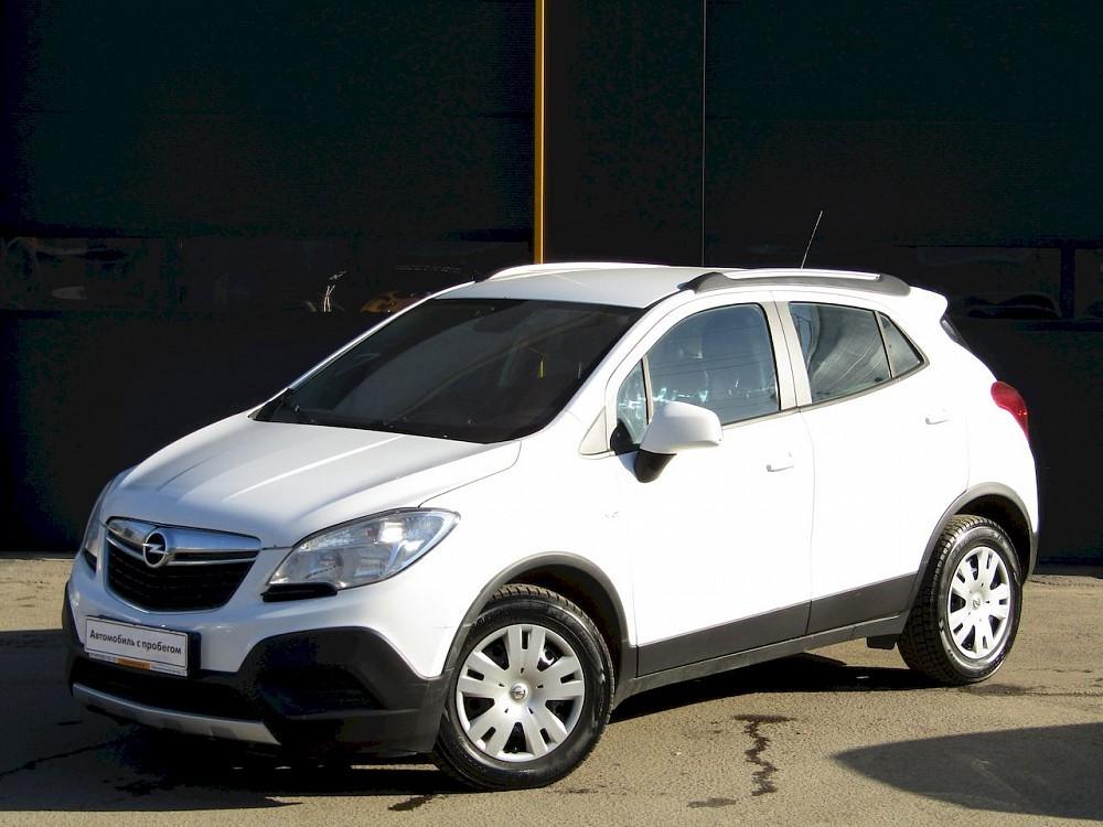 Opel Mokka 2012 - 2016