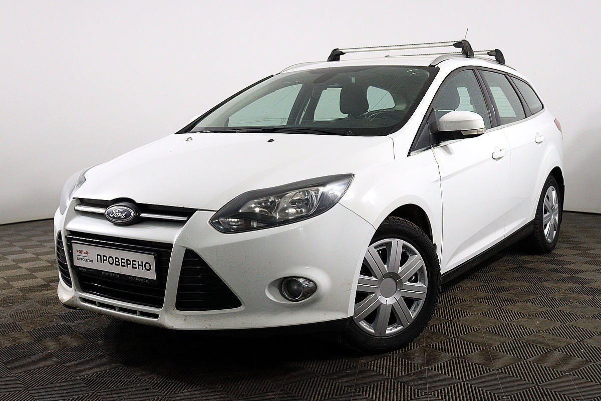 Ford Focus Wagon 2011 - 2015