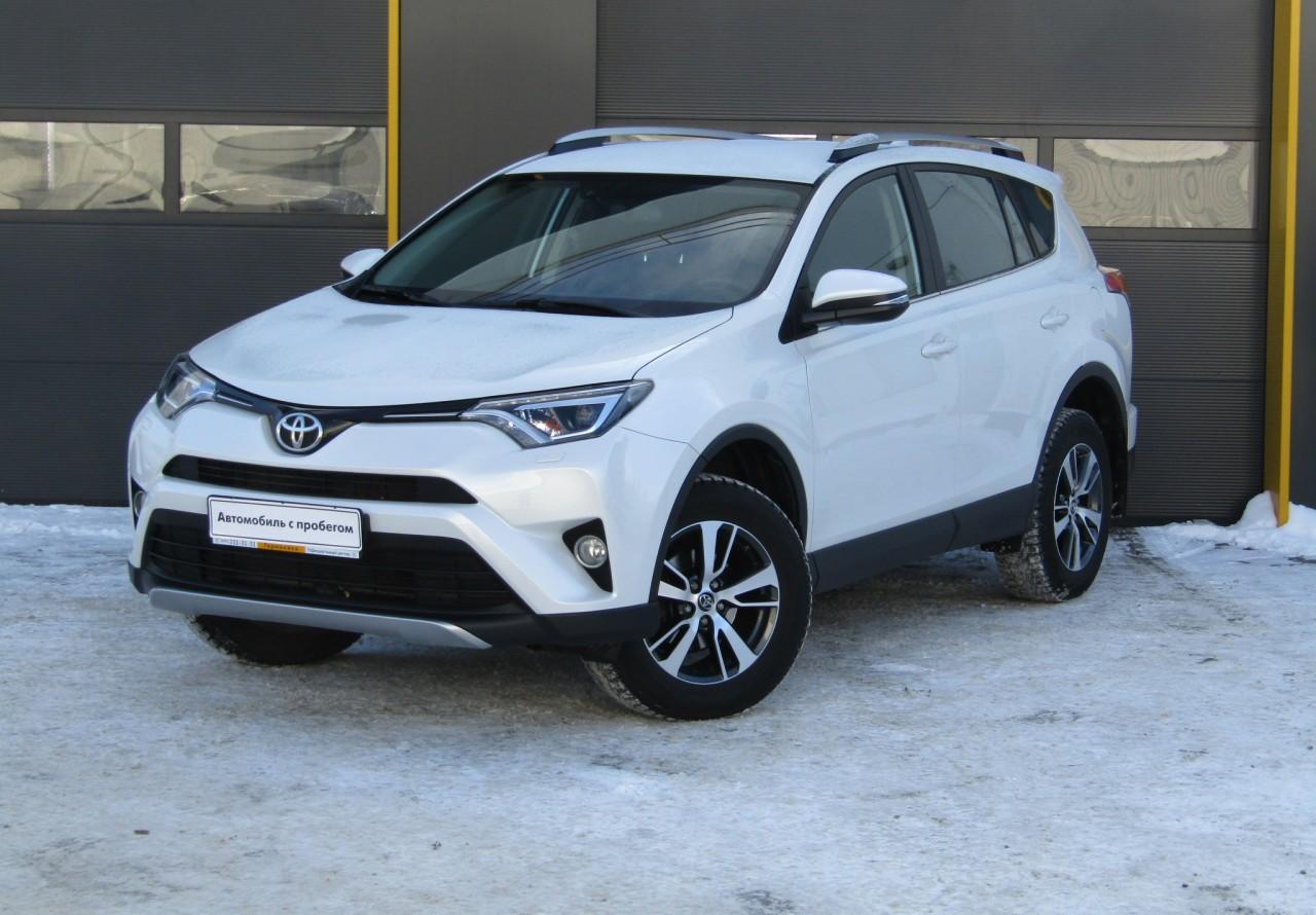 Toyota RAV4 2015 - 2019