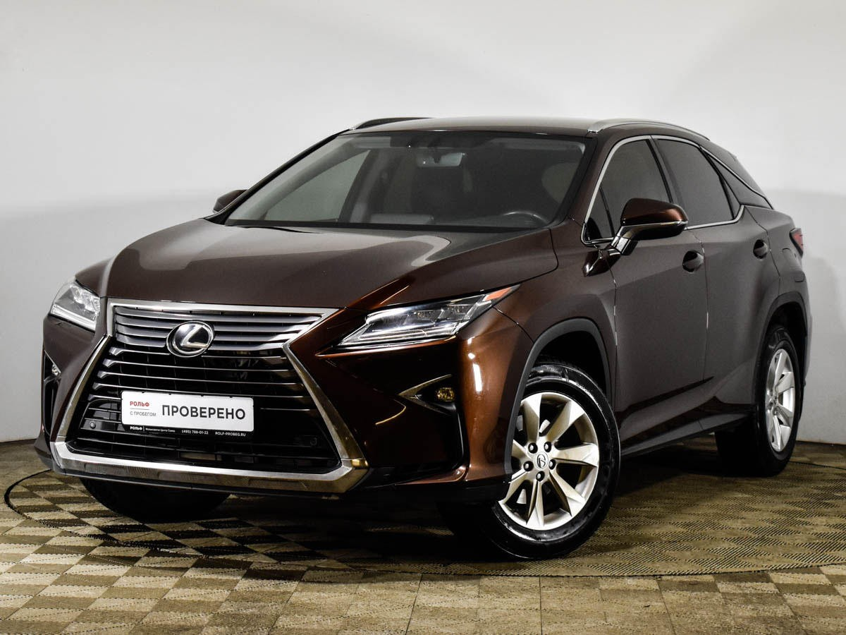 Lexus RX 2015 - 2019