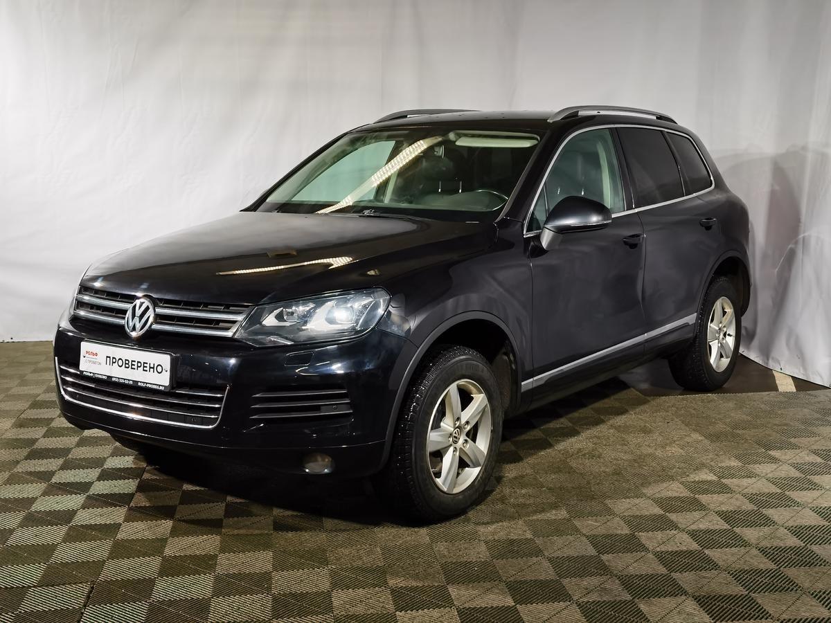 Volkswagen Touareg 2010 - 2014