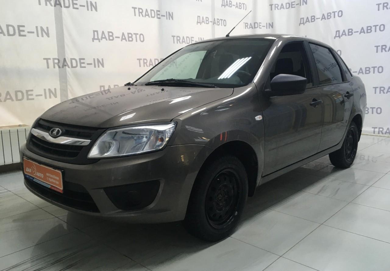 LADA (ВАЗ) Granta Sedan 2018 - по н.в.