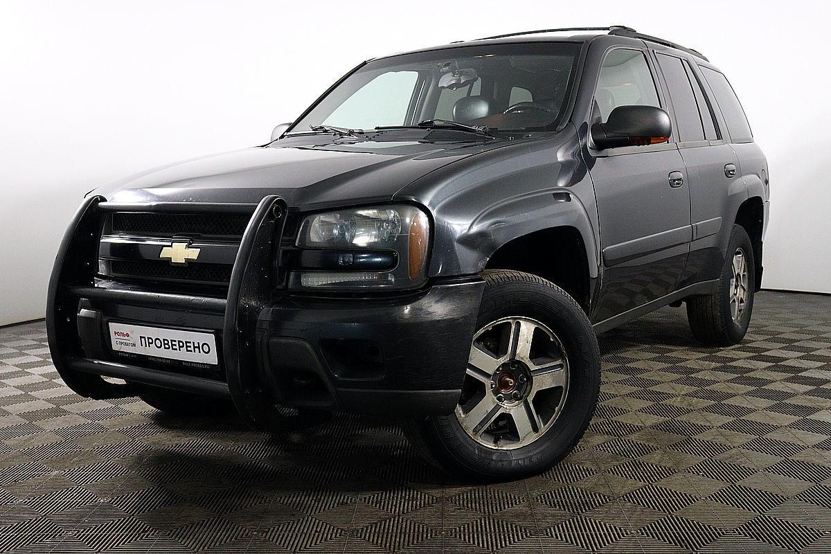 Chevrolet TrailBlazer 2005 - 2009