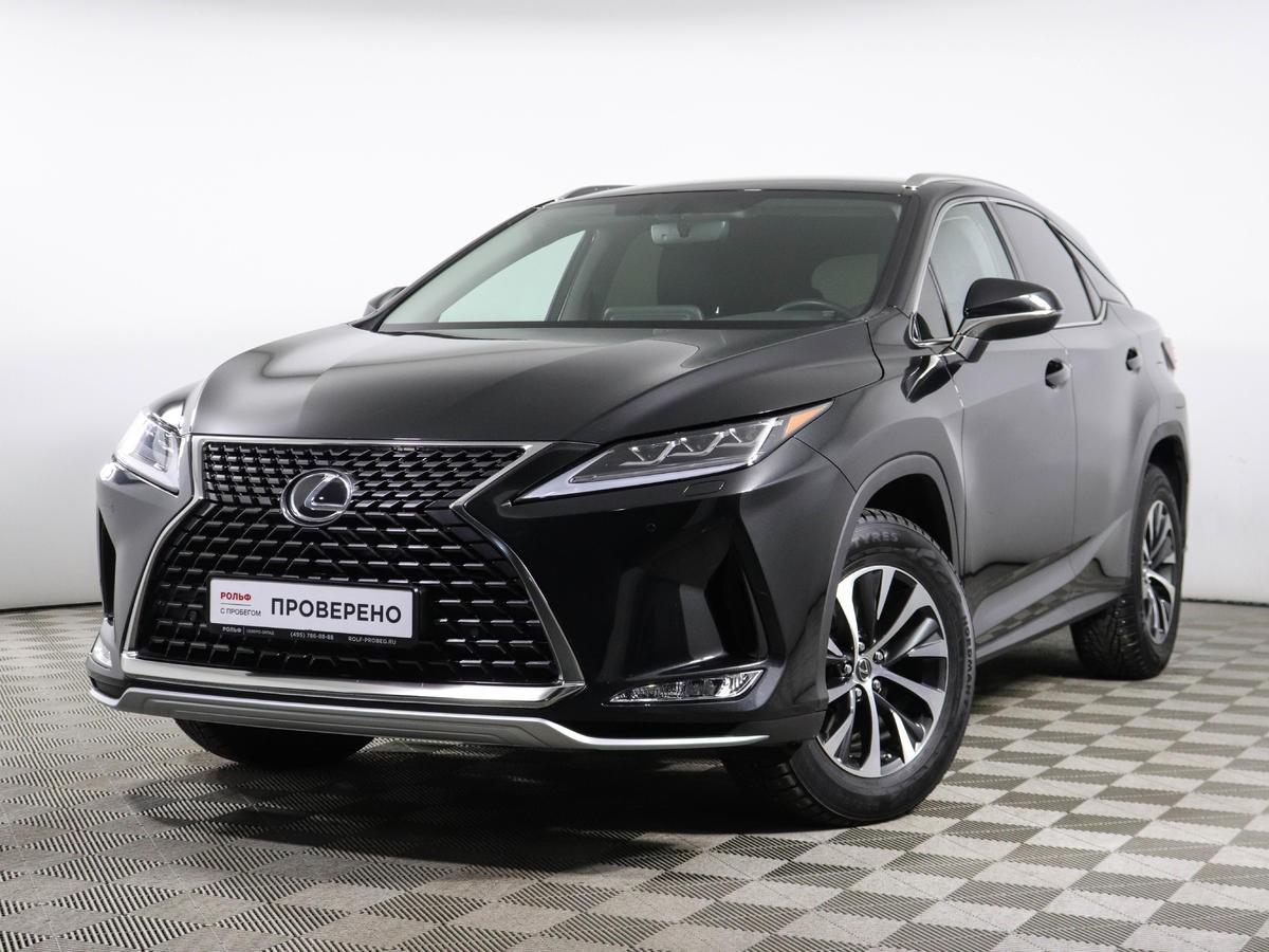 Lexus RX 2019 - по н.в.