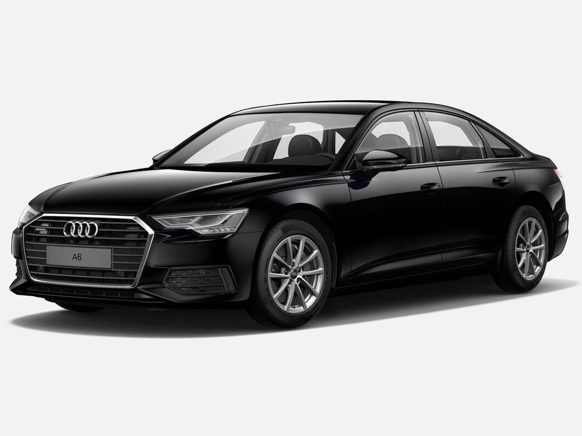Audi A6 Sedan 2018 - по н.в.