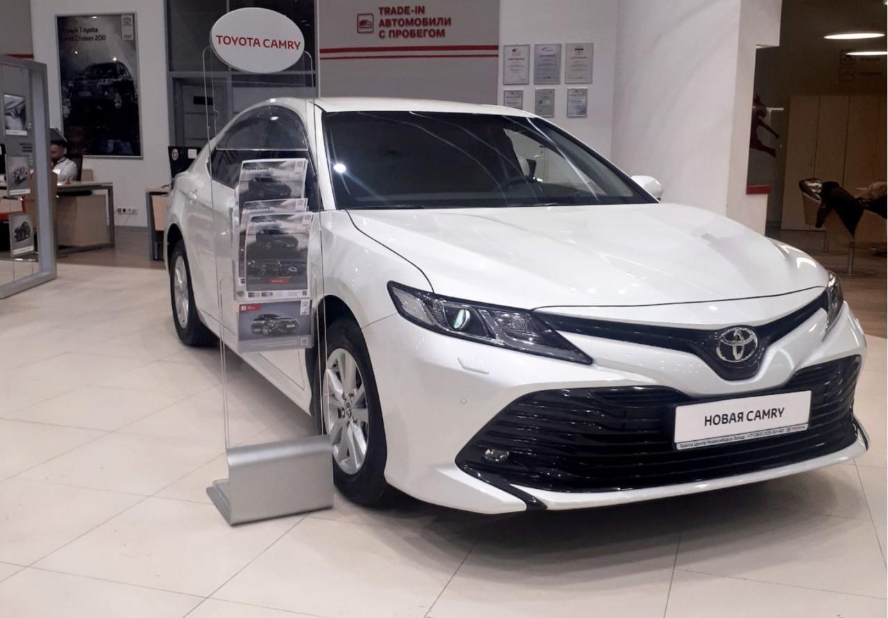 Toyota Camry Sedan 2017 - по н.в.