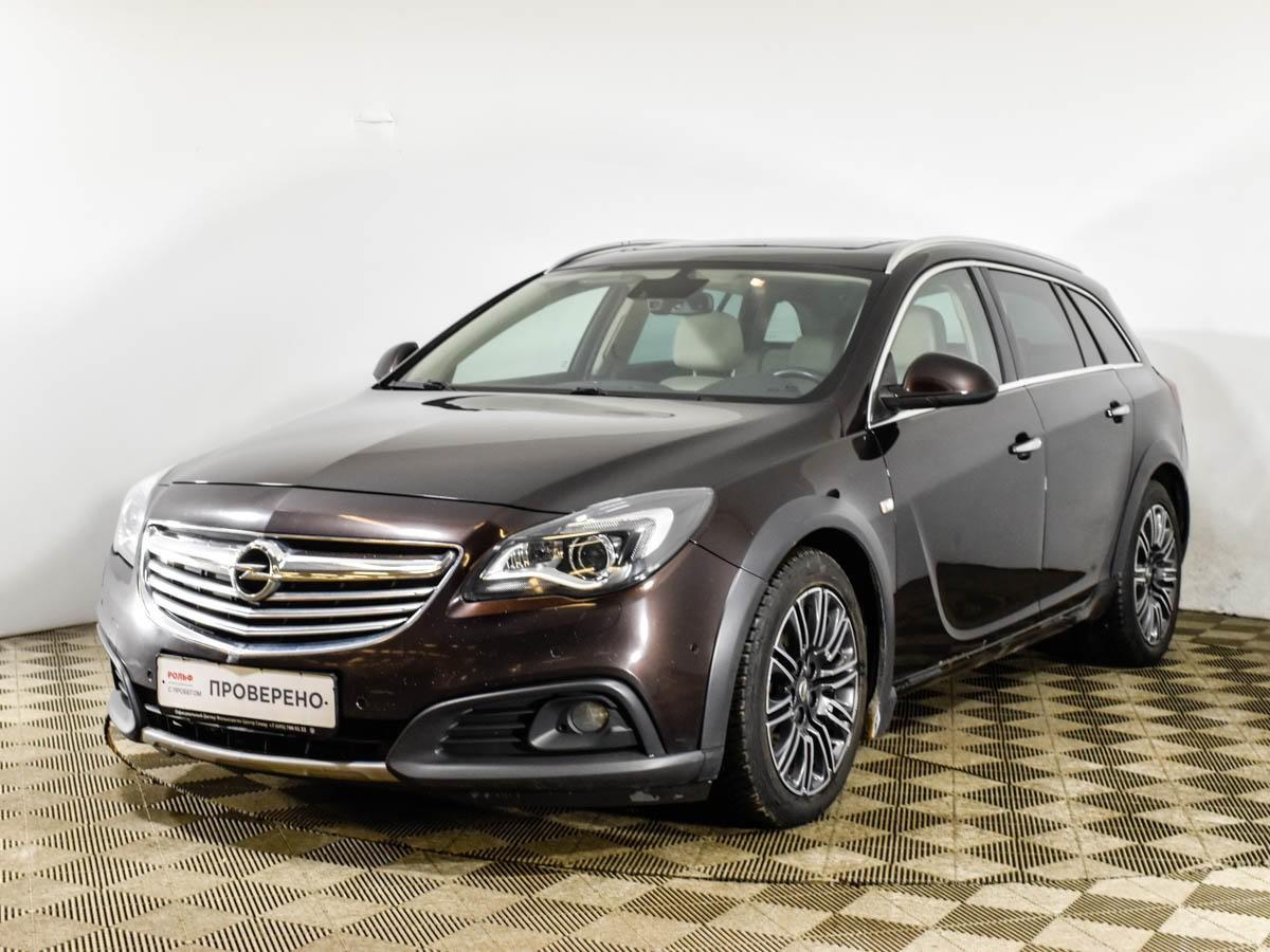 Opel Insignia Wagon 2013 - 2017