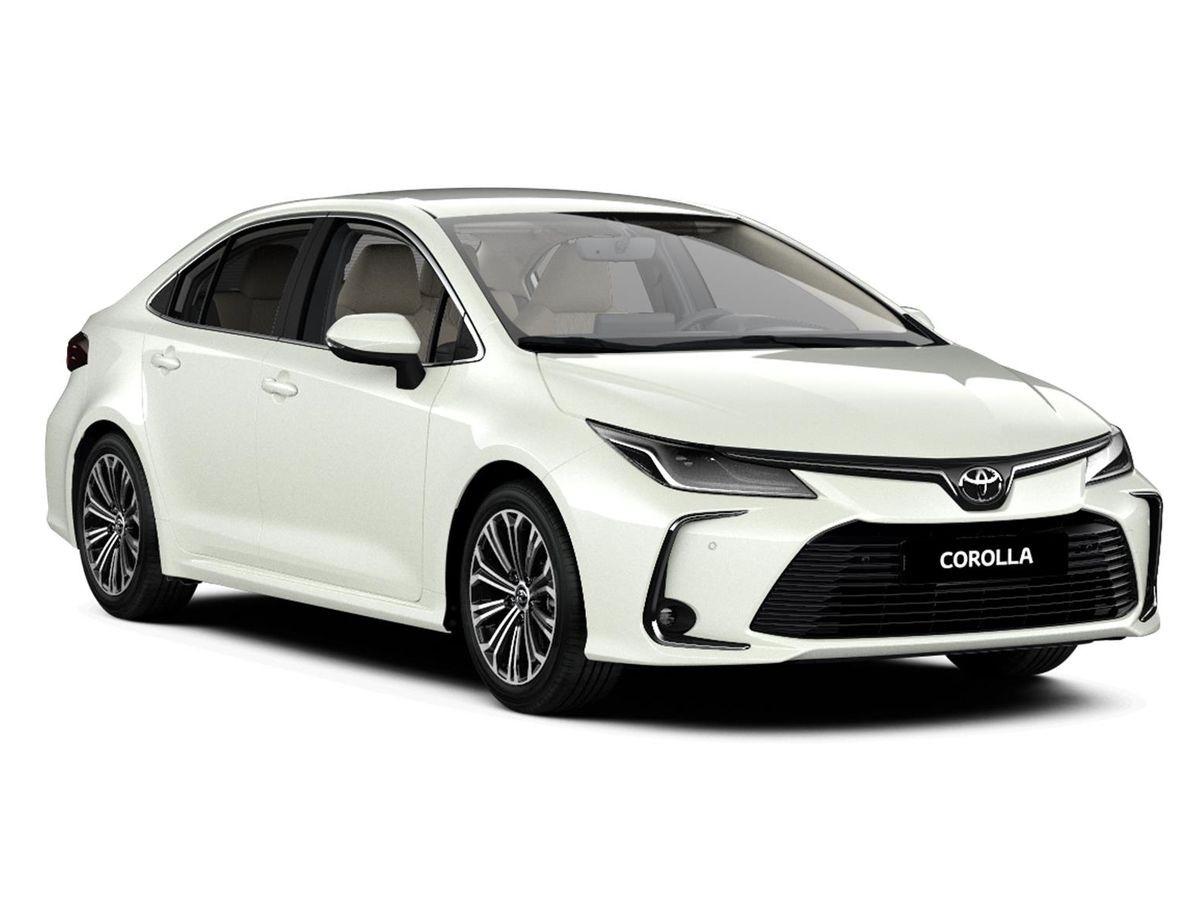 Toyota Corolla Sedan 2019 - по н.в.