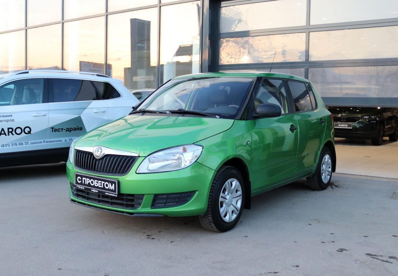 Skoda Fabia Wagon 2007 - 2010