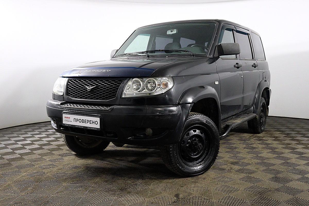 УАЗ Patriot 2005 - 2012
