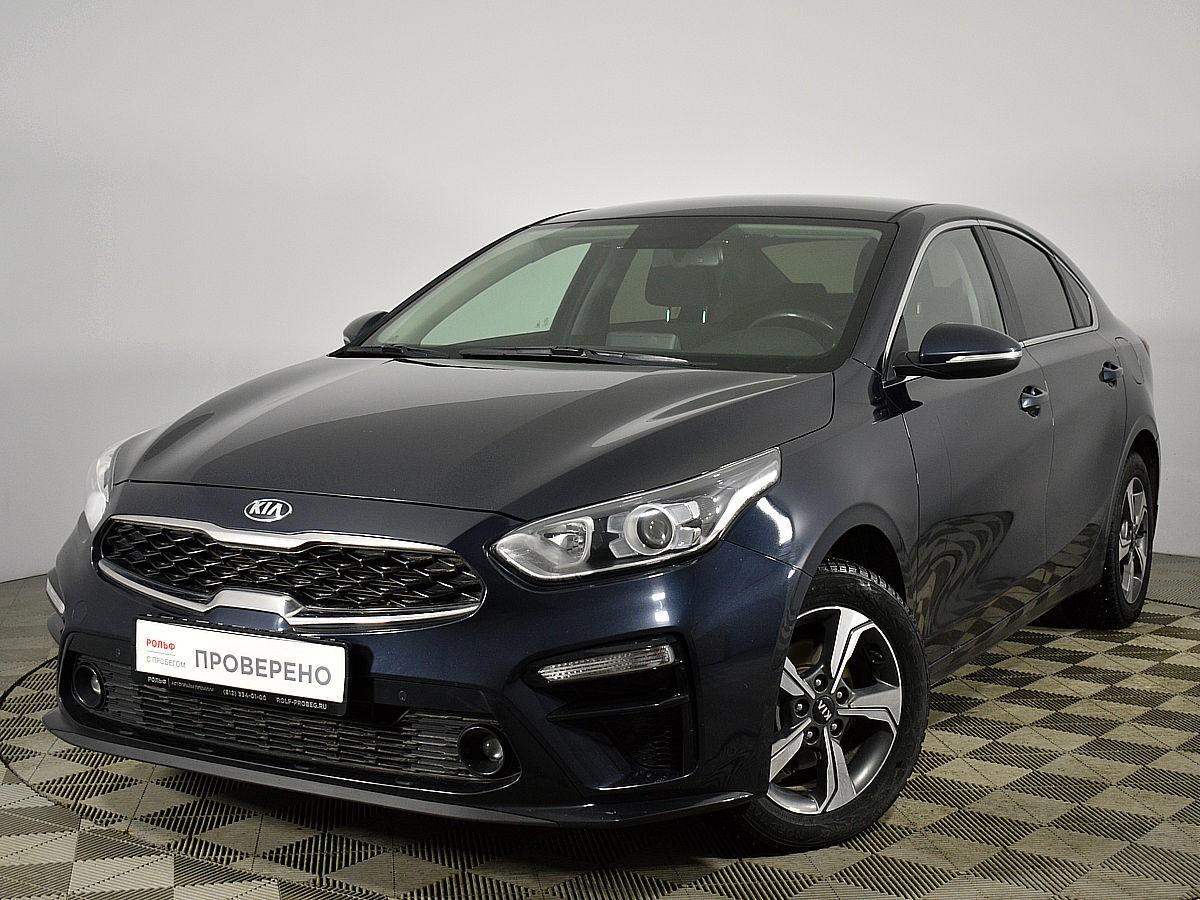 Kia Cerato Sedan 2018 - по н.в.