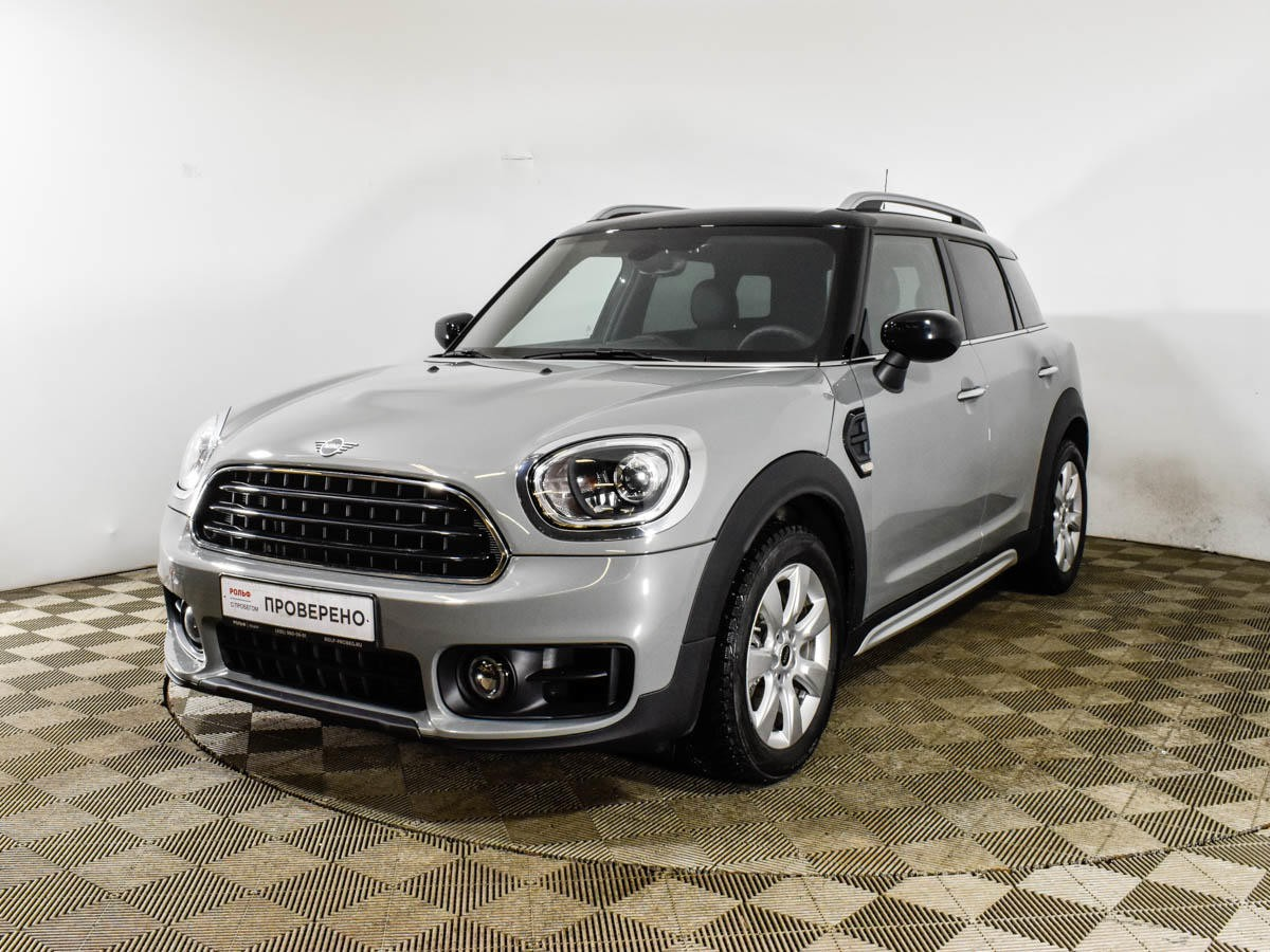 MINI Countryman 2016 - по н.в.