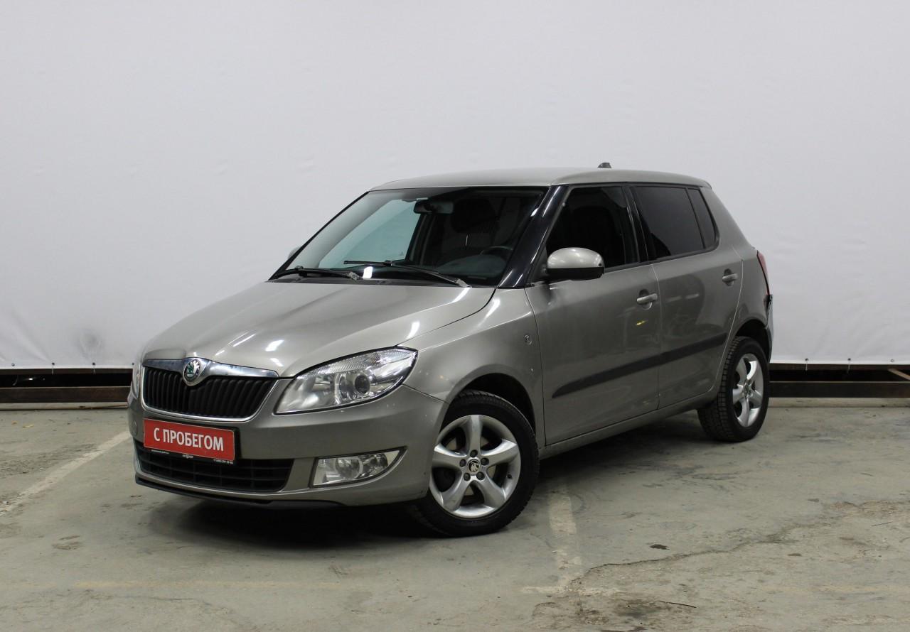 Skoda Fabia Hatchback 2010 - 2014