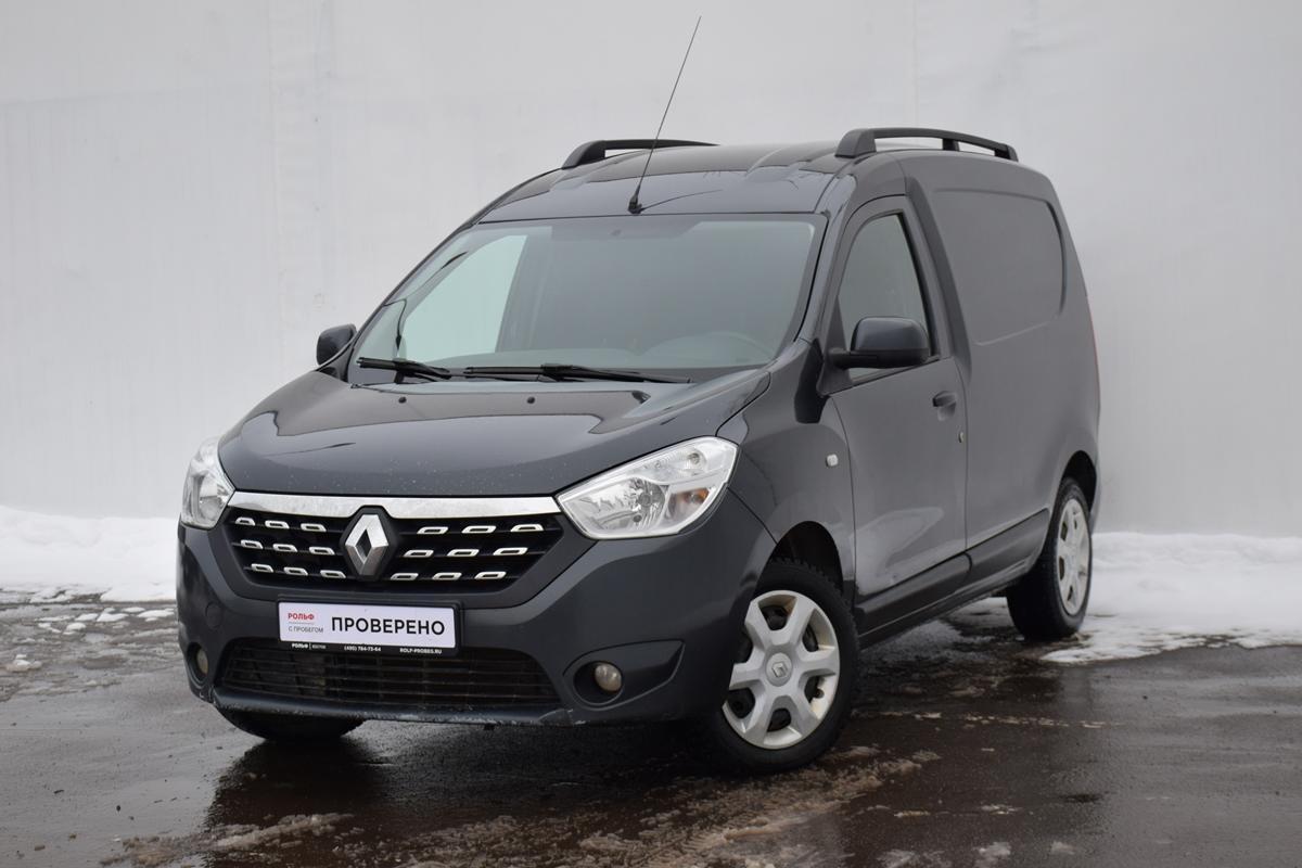 Renault Dokker 2012 - по н.в.