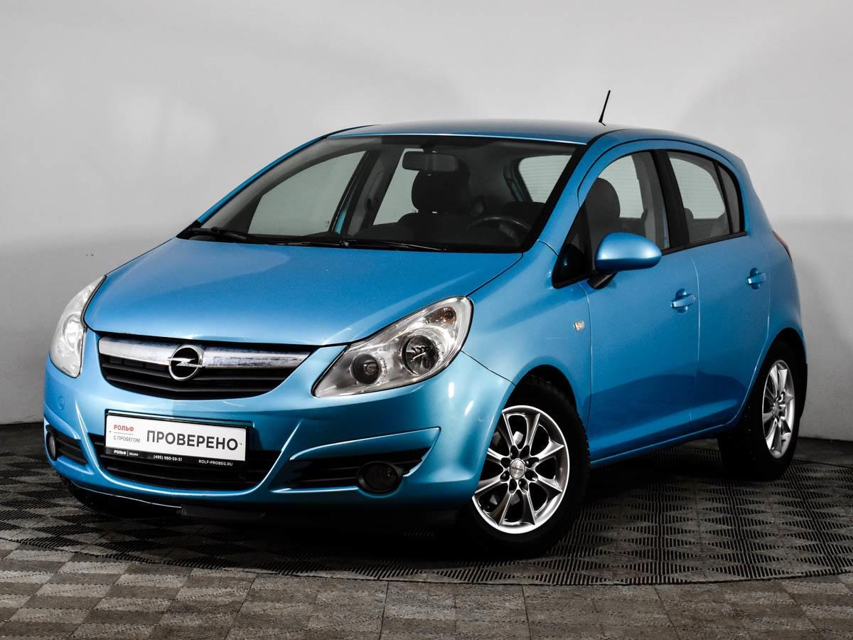 Opel Corsa OPC 2010 - 2011
