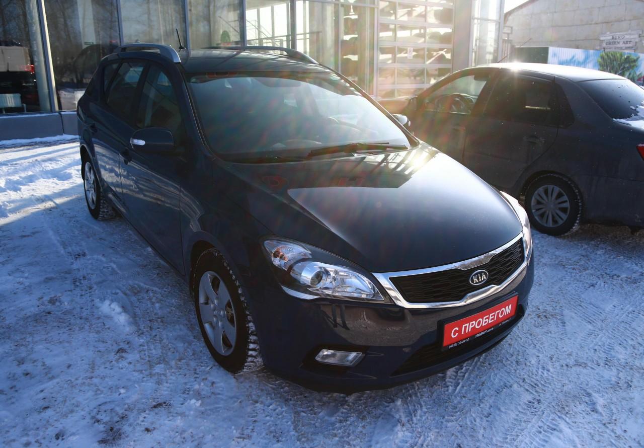 Kia Ceed Wagon 2010 - 2012