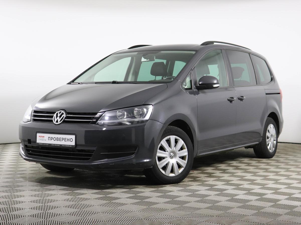 Volkswagen Sharan 2010 - 2015