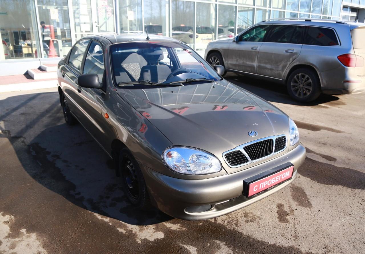 ЗАЗ Chance Sedan 2007 - 2014