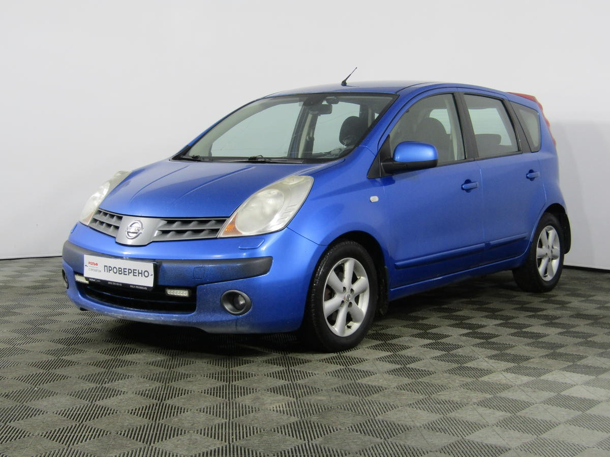 Nissan Note 2005 - 2009