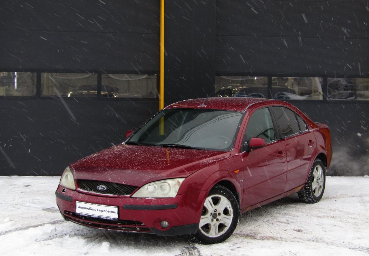 Ford Mondeo Sedan 2000 - 2003