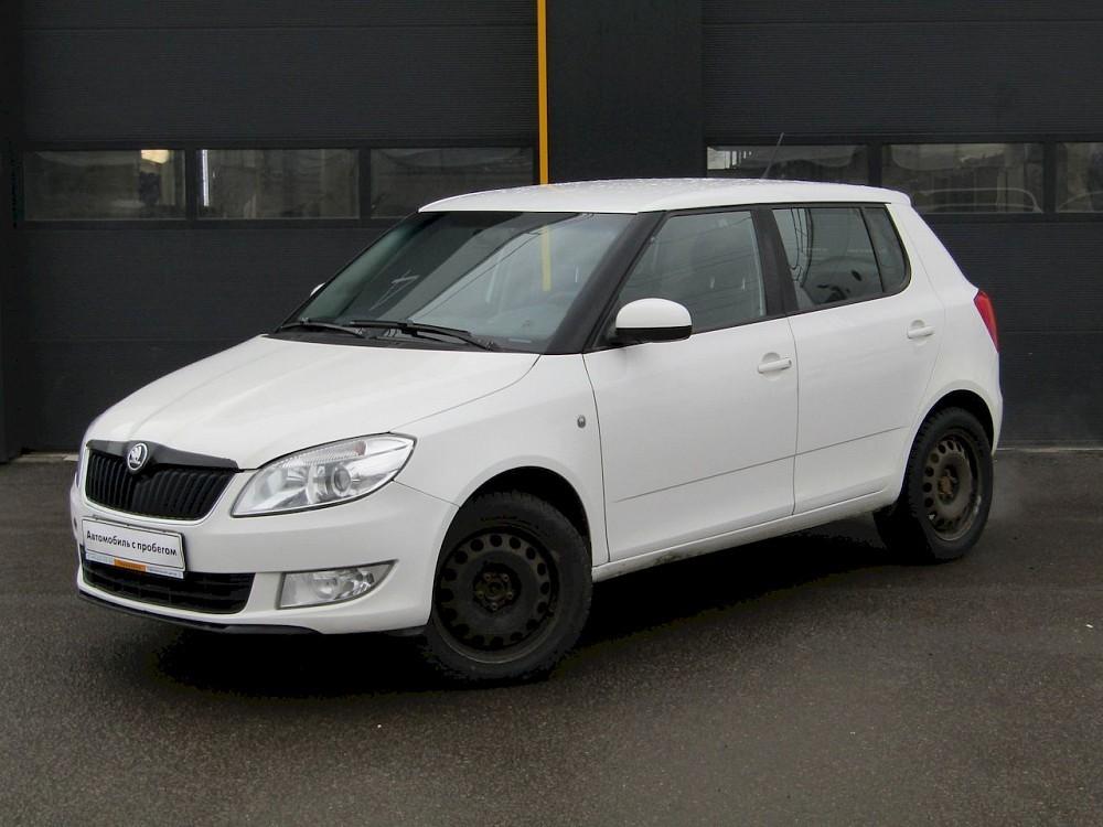 Skoda Fabia Wagon 2010 - 2014