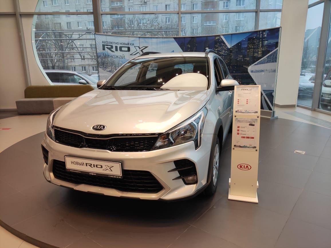 Kia Rio Hatchback 2017 - по н.в.