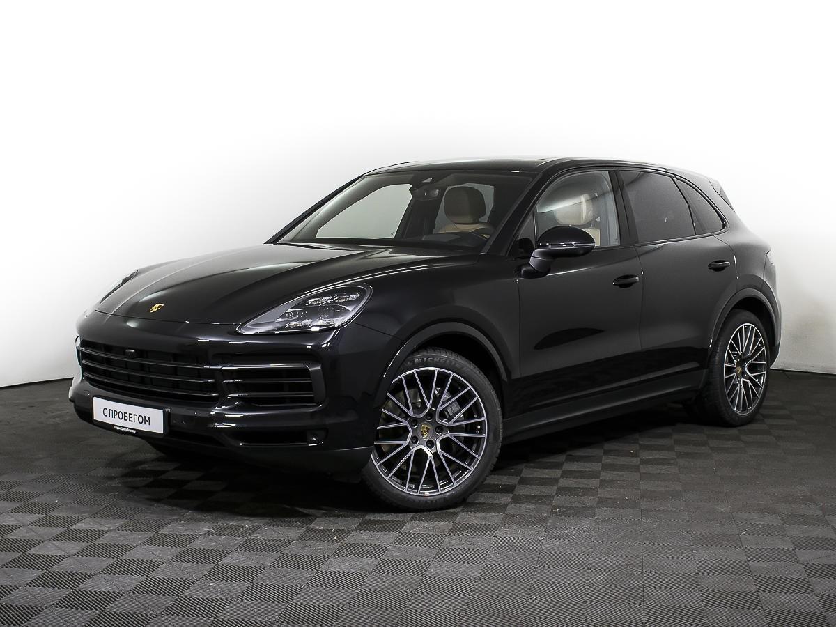 Porsche Cayenne 2017 - по н.в.