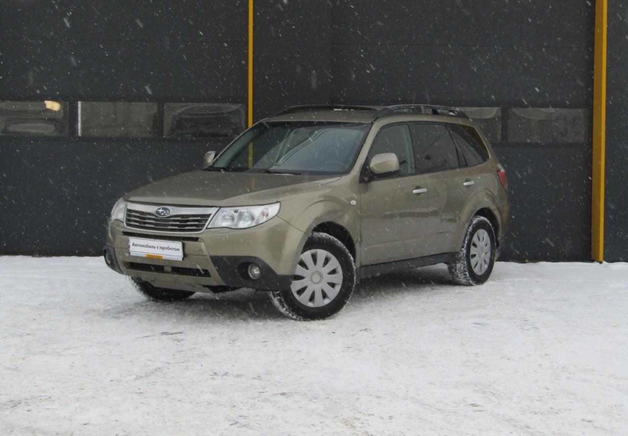 Subaru Forester Suv 2007 - 2011