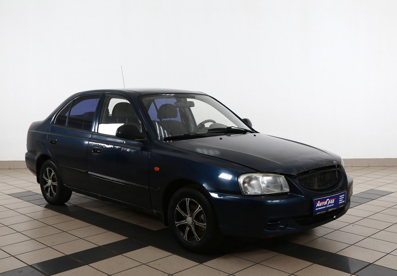 Hyundai Accent Sedan 1999 - 2012