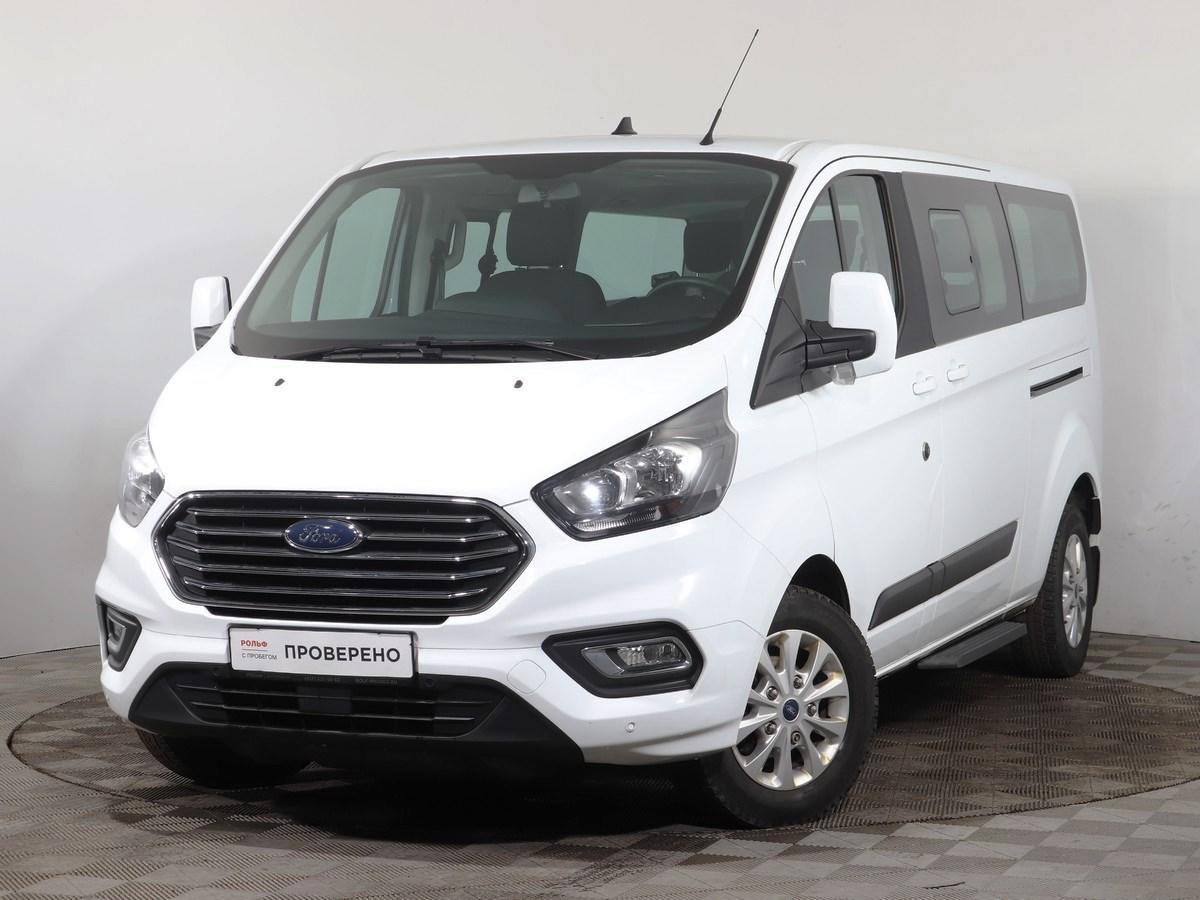 Ford Tourneo Custom 2017 - по н.в.