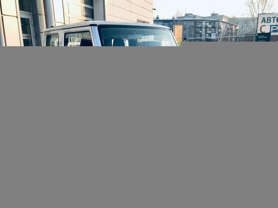 Suzuki Jimny 2018 - по н.в.