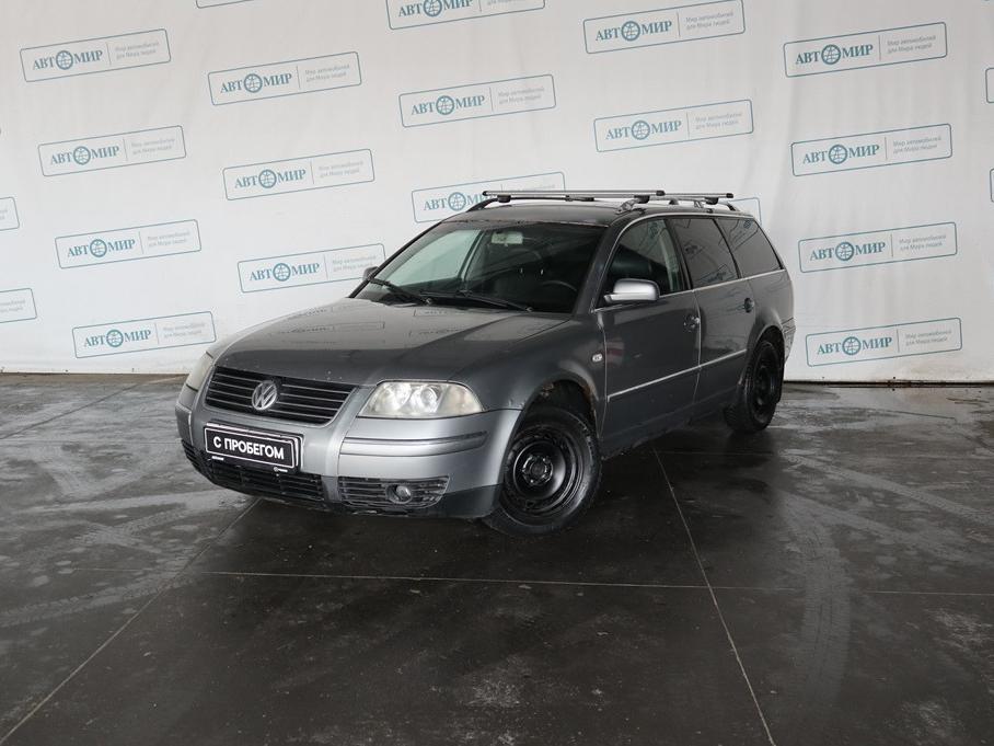 Volkswagen Passat Wagon 2000 - 2005
