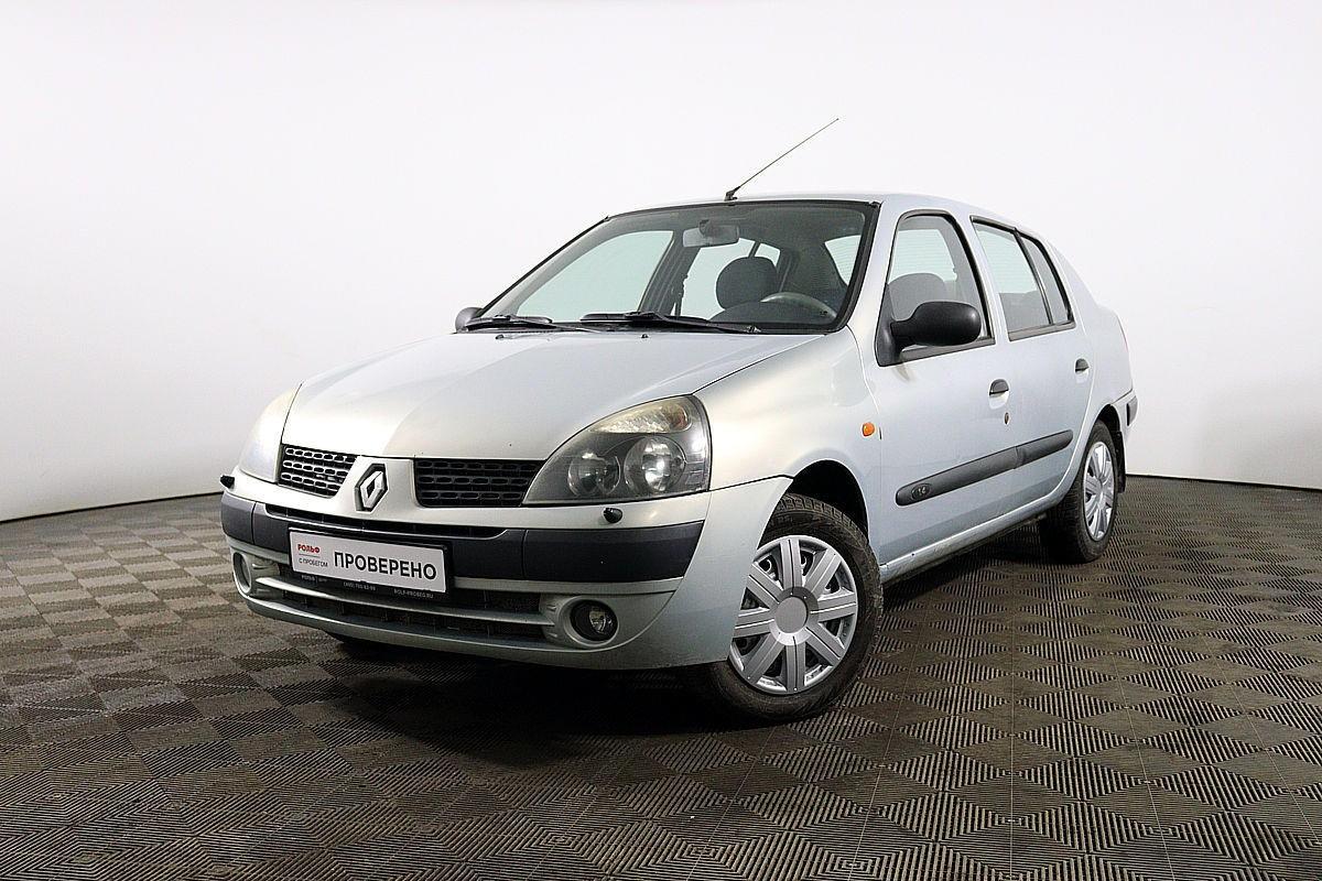 Renault Symbol 2002 - 2006
